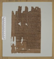 Letter from Hermodorus to Theophanes